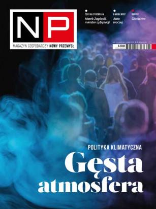 Magazyn Gospodarczy Nowy Przemysł 6/2018