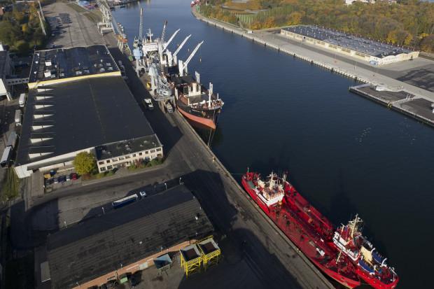 Strabag rozbuduje Nabrzeże Oliwskie w gdańskim porcie