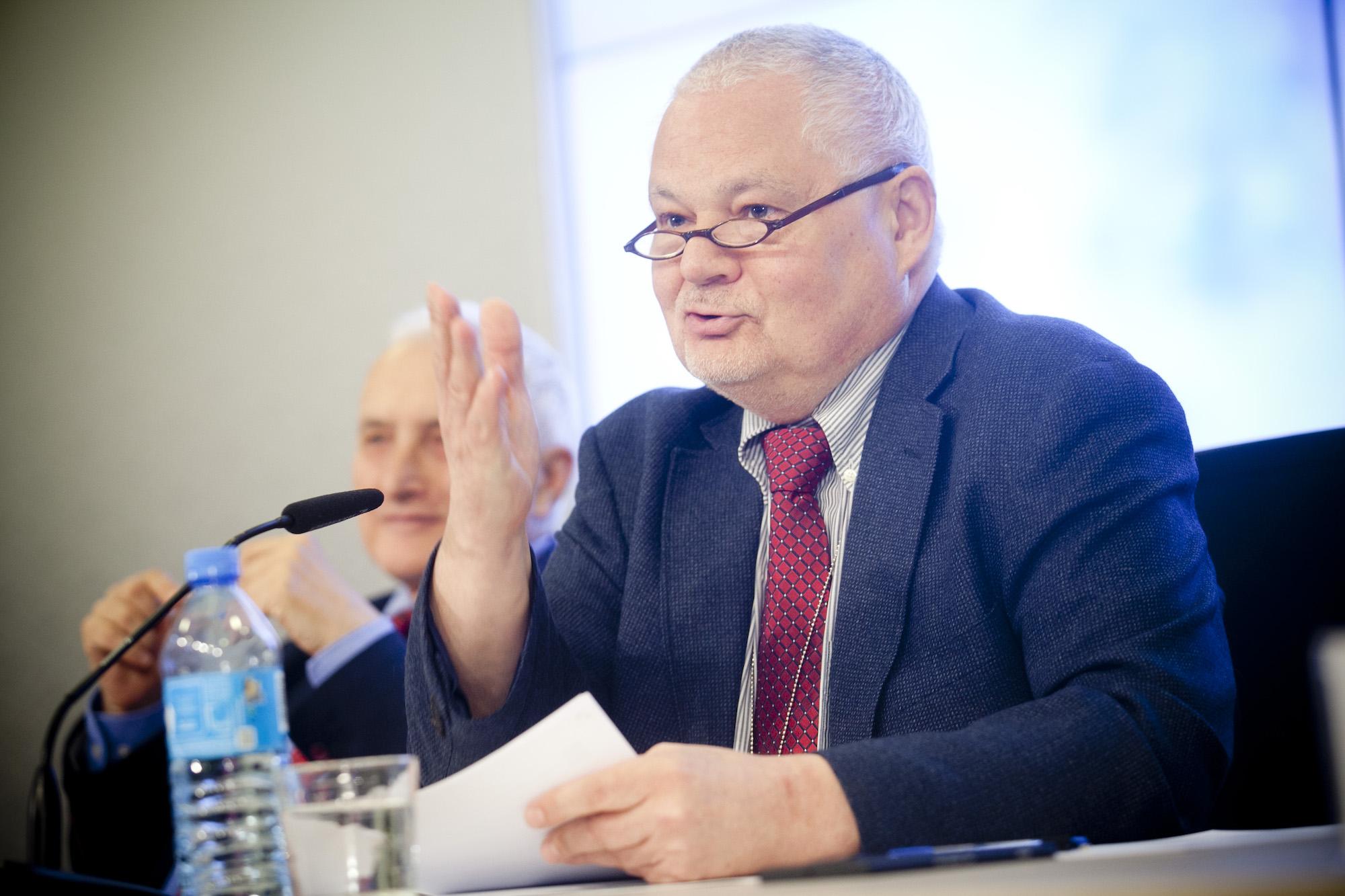 Adam Glapiński: Tworzymy rezerwy, które będą strzegły bezpieczeństwa finansowego państwa. (fot. PTWP, Paweł Pawłowski)