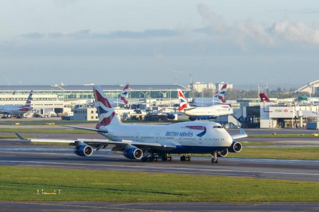 Brytyjskie lotniska gotują się do walki z dronami