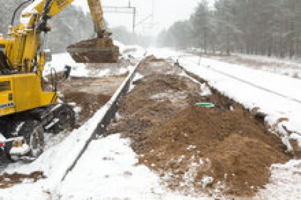 Nowy tor na linii kolejowej Olsztyn - Działdowo
