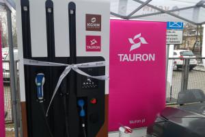 Tauron i KGHM stawiają na elektryczne samochody. Oto pierwszy efekt