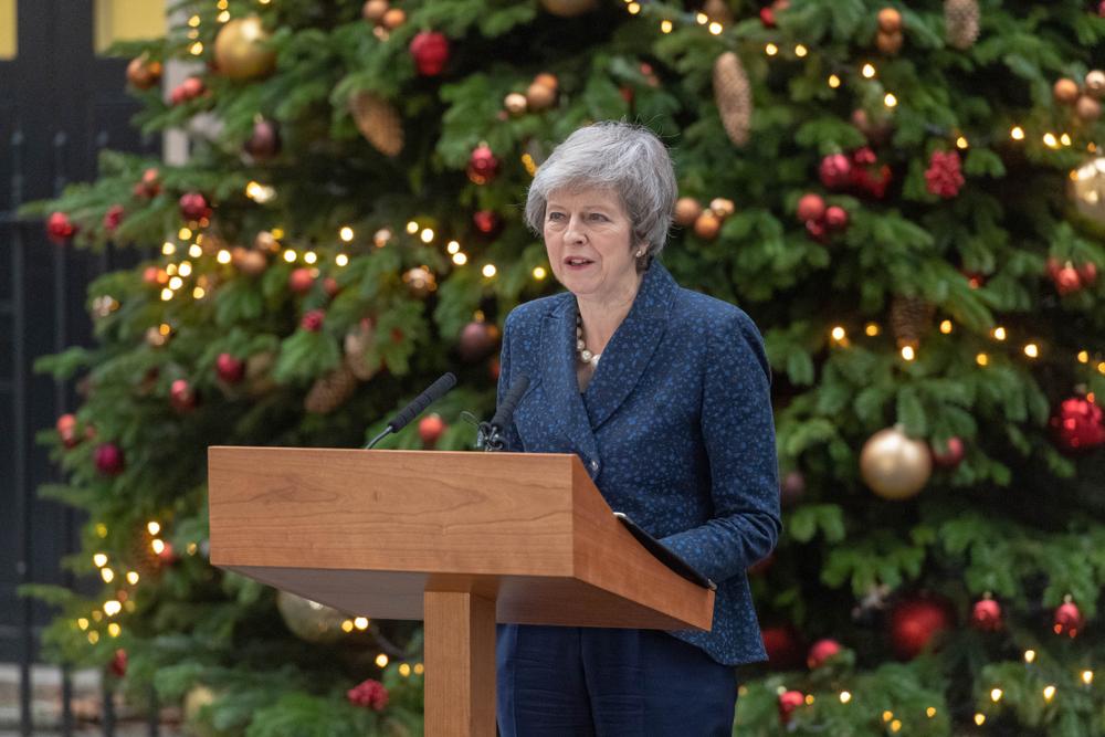 Wiele wskazuje na to, że po 15 stycznia kariera premier Theresy May zakończy się porażką. Fot. Shutterstock