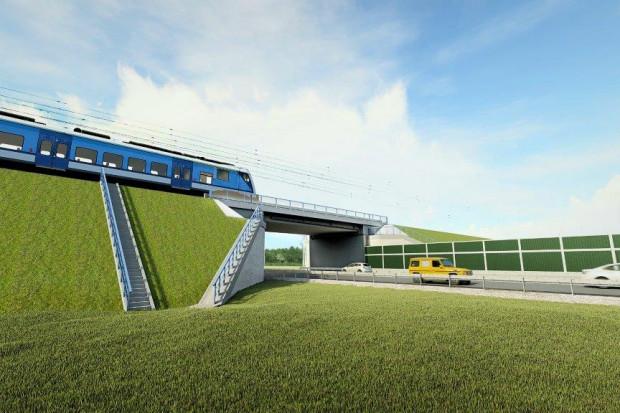 Pociągi przyspieszą - będzie modernizacja 4 wiaduktów na CMK