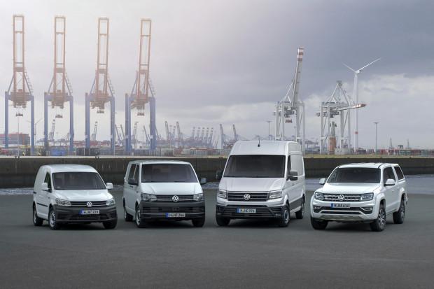 Rekordowy rok marki Volkswagen Samochody Użytkowe w Polsce