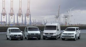 Rekordowy rok dostawczych Volkswagenów w Polsce