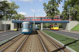 Budimex wygrał tramwajowo-kolejowy przetarg za 122 mln zł