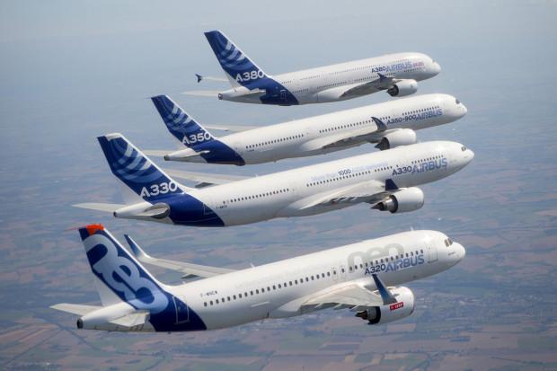 Rekordowy rok Airbusa. Producent samolotów ma powody do zadowolenia