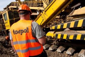 Torpol dał najtańszą ofertę na tory, ale PKP unieważniły aukcję