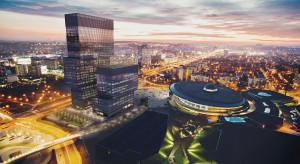 Przy Spodku rusza budowa najwyższego biurowca w Katowicach