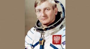 Polski astronauta znów poleci w kosmos?