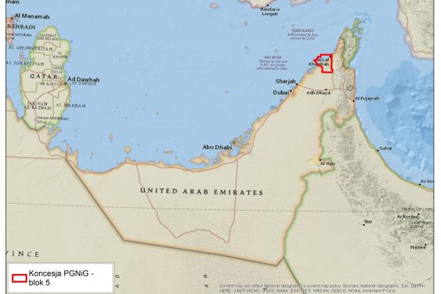 PGNiG poszło po ropę i gaz do Zjednoczonych Emiratów Arabskich