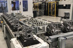 Startuje produkcja w polskiej fabryce Opla. Wyjedzie z niej pół miliona silników rocznie