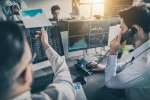 Wall Street kończy dzień na plusach