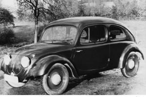 Prototyp Garbusa z lat 1935/36. Fot. Materiały prasowe