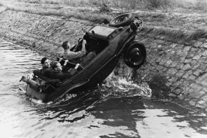 Wojskoa amfibia Schwimmwagen. Fot. Materiały prasowe