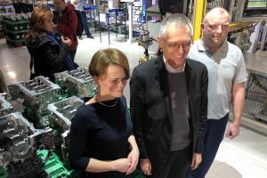 Fabryka silników w Tychach otwarta jeszcze raz
