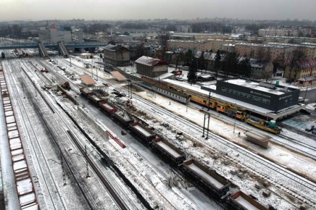 PKP PLK rusza z przebudową stacji Kraków Płaszów