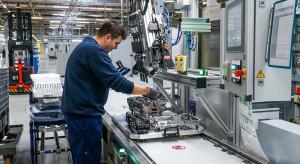 Fabryka silników w Tychach znów działa - fotogaleria