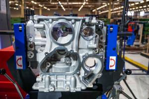 Zdjęcie numer 16 - galeria: Fabryka silników w Tychach znów działa - fotogaleria