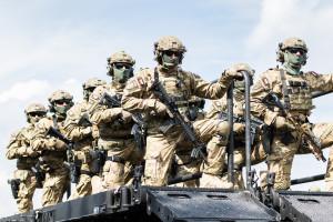 Powstanie specjalne centrum dla specjalnych wojsk. Wybrano miejsce