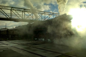 Wielkopolskie/ Od soboty do rozkładu wracają pociągi prowadzone przez parowóz