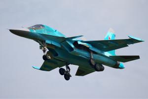 Na Dalekim Wschodzie trwa akcja ratownicza po kolizji dwóch Su-34