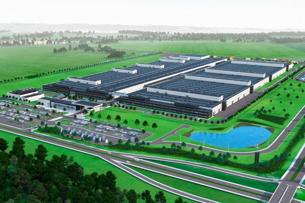 Nowa fabryka baterii Mercedesa w Polsce ruszy na początku przyszłej dekady