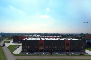 Ogólnopolski deweloper wraz z partnerami buduje koło warszawskiego lotniska