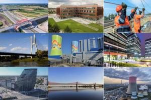 Takiego rankingu jeszcze nie było. Oto 40 największych firm budowlanych w Polsce