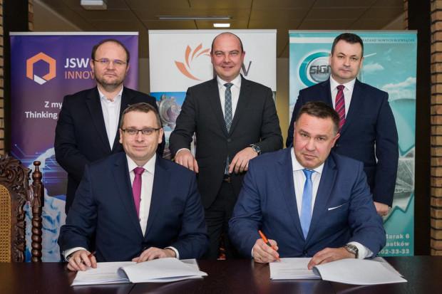 JSW Innowacje i Sigma podpisały umowę ws. nowego kombajnu