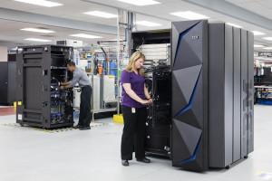 IBM wyraźnie zyskał na wartości po publikacji wyników