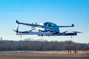Boeing przetestowała drona w roli powietrznej taksówki