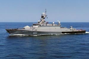 Rosyjska Flota Czarnomorska otrzyma dwa okręty Bujan-M