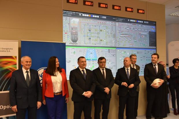 Nowy blok w Elektrowni Opole pracuje już z mocą 670 MW