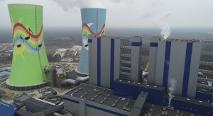 Nowy blok w Elektrowni Opole mocno się rozpędził. Przebił swoją planowaną moc