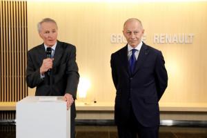 Renault ma nowe kierownictwo. Zmienił się nie tylko prezes