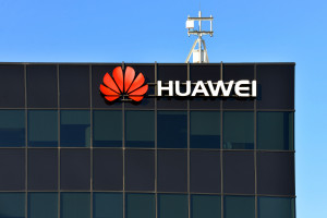 Ten dział w Huawei rósł 40 proc. rocznie. Jest i efekt