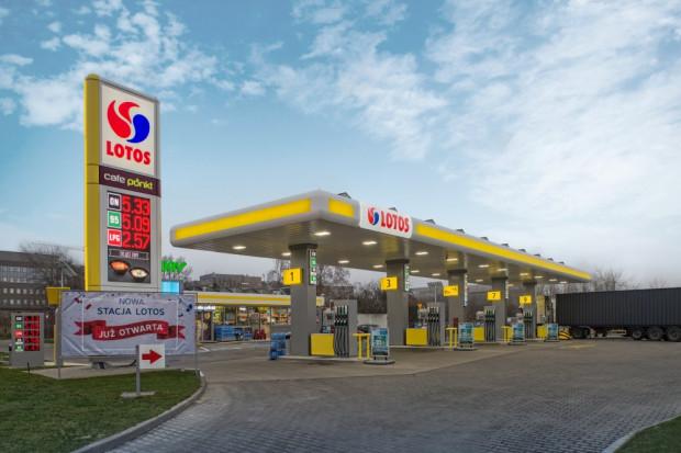Lotos testuje stację benzynową 4.0