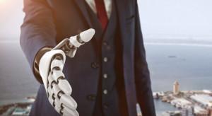 Roboty nie zastąpią człowieka, ale znacznie ułatwią mu pracę