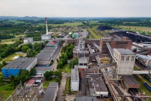 Trwa akcja przeciwpożarowa w kopalni Jastrzębskiej Spółki Węglowej
