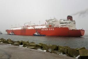 Jubileuszowa dostawa LNG już w terminalu w Świnoujściu