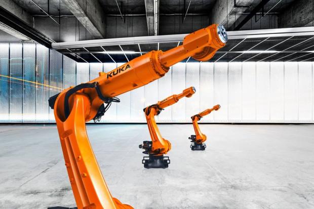 KUKA zmodernizowała roboty przemysłowe KR Quantec