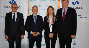 Siemens Mobility umacnia się w Polsce jako dostawa lokomotyw