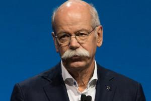 4 250 euro dziennie! Tyle wyniesie emerytura szefa Daimlera