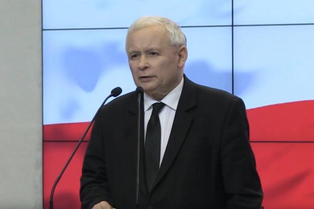 Prezes PiS: będziemy energetykę rozbudowywać we wszystkich jej wymiarach