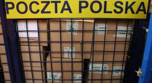 Poczta Polska zawiesza przyjmowanie przesyłek do Chin