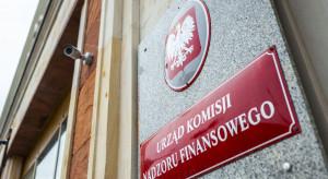 Znamy nowych zastępców przewodniczącego Komisji Nadzoru Finansowego