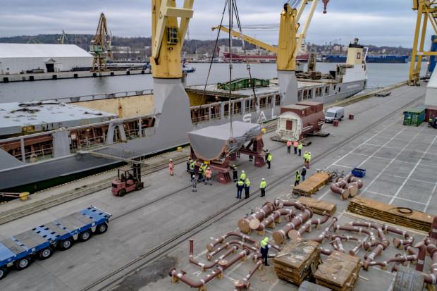 ESA logistika dostawcą systemowych usług logistycznych dla kolejnego projektu energetycznego w Polsce