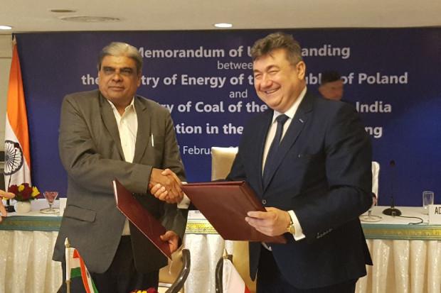 Indie i Bangladesz szansą dla polskiego górnictwa